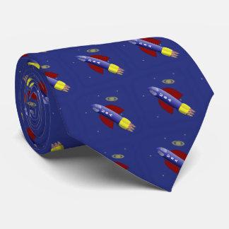 Future Astronaut Tie