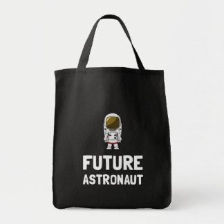 Future Astronaut Tote Bag