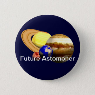 Future Astronomer Button