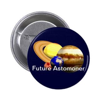 Future Astronomer Button
