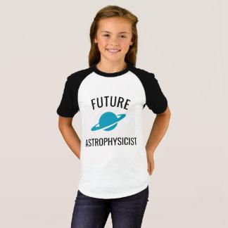 Future Astrophysicist Kids Tshirt