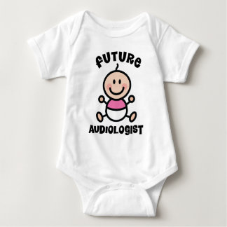 Future Audiologist Baby Gift Baby Bodysuit