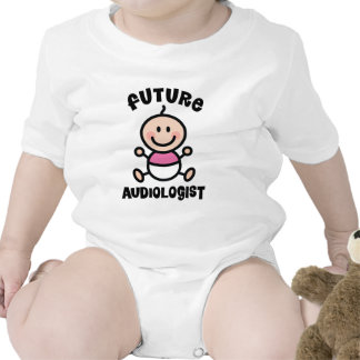 Future Audiologist Baby Gift Baby Bodysuits