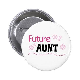 Future Aunt Pin