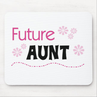 Future Aunt Tshirts and Gifts Mouse Pad
