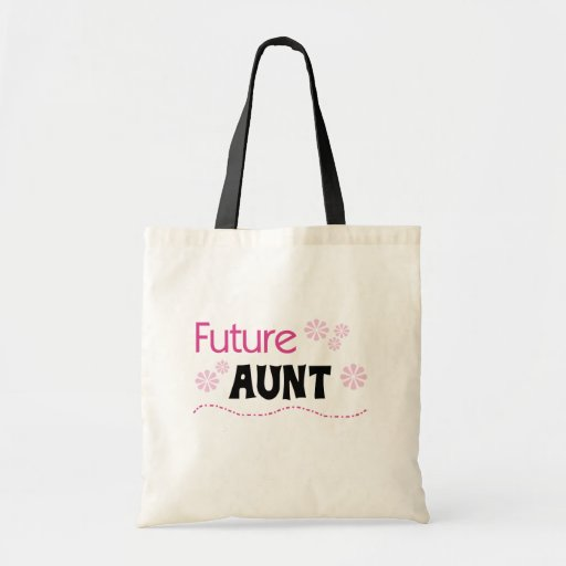 Future Aunt Tshirts and Gifts Tote Bags