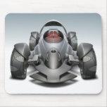 Future Automobile 1 Mousepad