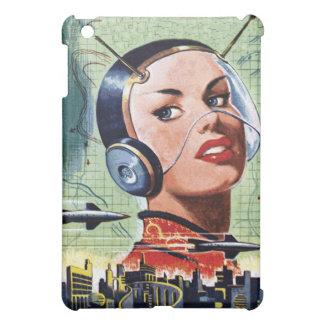 Future Babe iPad Mini Cover