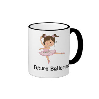 Future Ballerina Coffee Mug