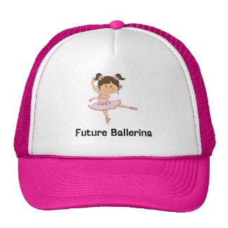 Future Ballerina Mesh Hats