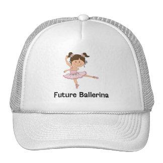 Future Ballerina Trucker Hats
