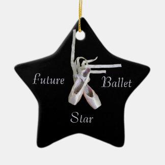 'Future Ballet Star' Ornament