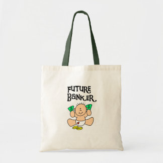 Future Banker Tote Bag