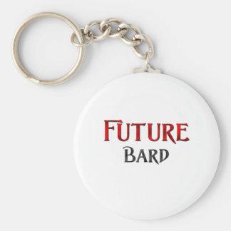 Future Bard Key Chain