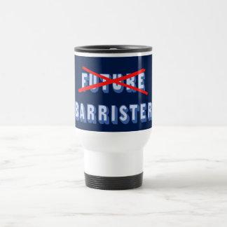 Future Barrister No More Travel Mug