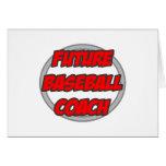 Future Baseball Coach Cards