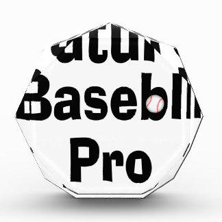 Future Baseball Pro Acrylic Award