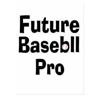 Future Baseball Pro Postcard