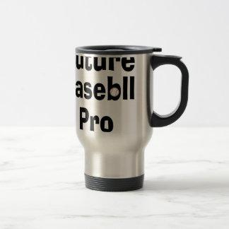Future Baseball Pro Travel Mug