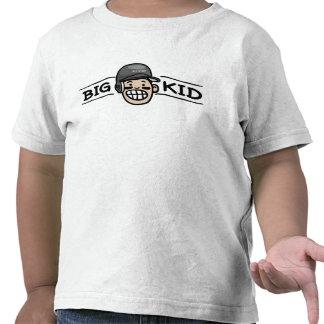 Future Baseball Star Black Helmet Tshirt