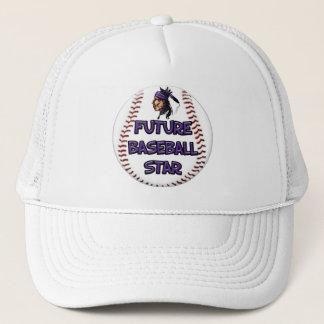 Future Baseball Star Trucker Hat