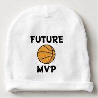 Future basketball MVP baby boy hat