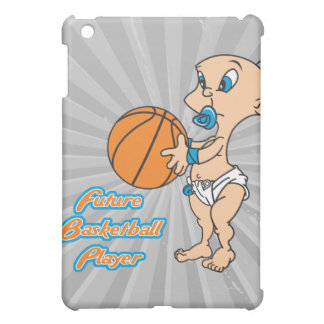 future basketball player baby boy cover for the iPad mini