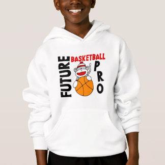 Future Basketball Pro Sock Monkey Hoodie