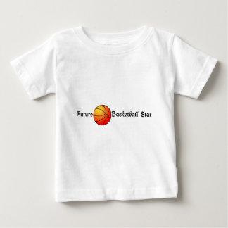 future basketball star baby T-Shirt