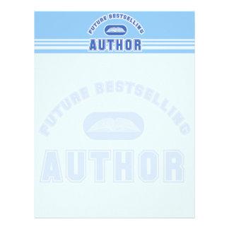 Future Bestseller Letterhead