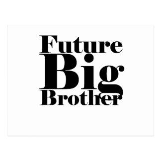 Future Big Brother Children's T-Shirt.png Postcard