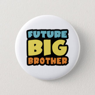 Future Big Brother Pinback Button