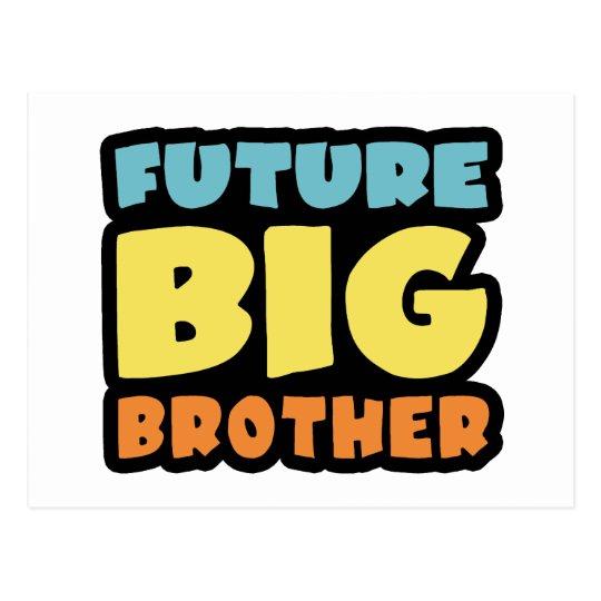 Future Big Brother Postcard