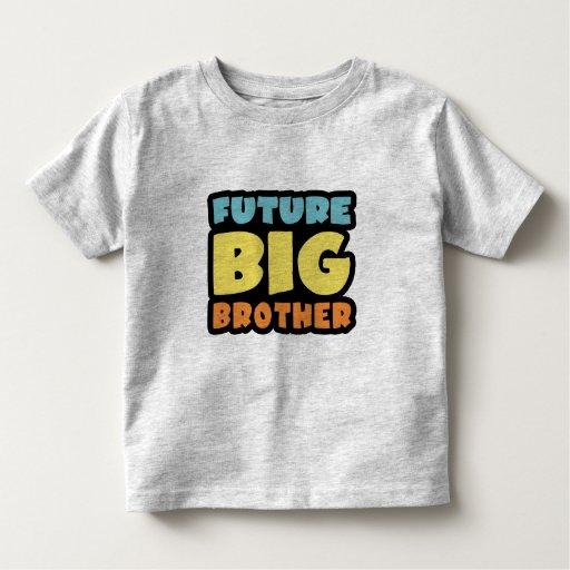 Future Big Brother Toddler T-shirt