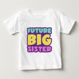 Future Big Sister Baby T-Shirt