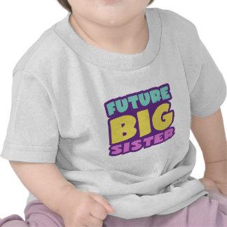 Future Big Sister T-shirt