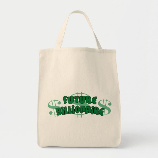 Future Billionaire Tote Bag