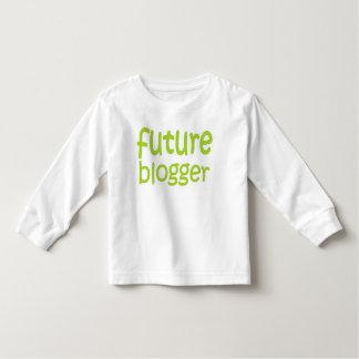 future blogger tee shirt