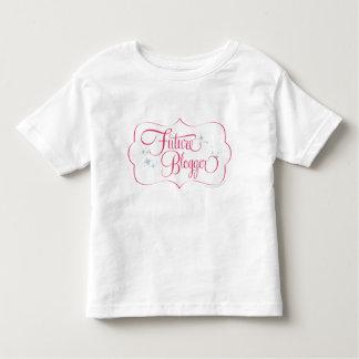 Future Blogger Toddler T-shirt