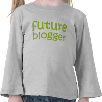 future blogger shirt