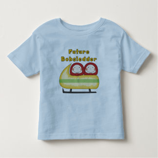 Future Bobsledder Tshirts and Gifts