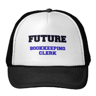 Future Bookkeeping Clerk Hats