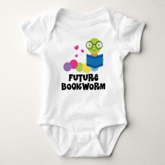 Future Bookworm Kids Reading Shirt