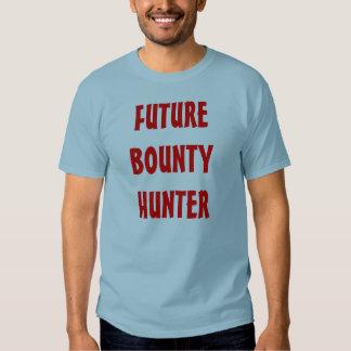 """Future Bounty Hunter"" t-shirt"