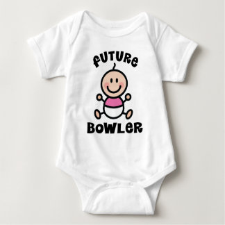 Future Bowler Baby Gift Baby Bodysuit
