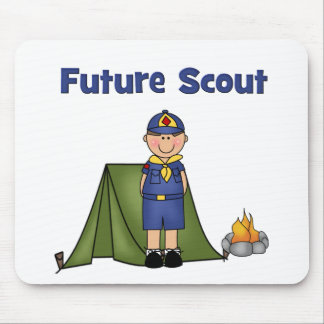 Future Boy Scout Mousepad