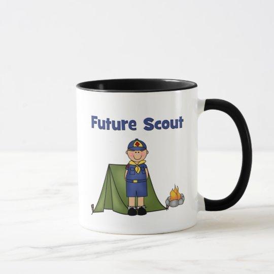 Future Boy Scout Mug