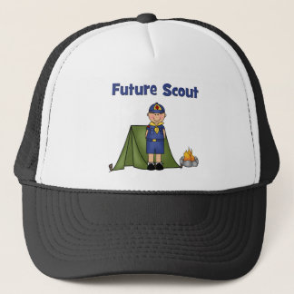 Future Boy Scout Trucker Hat