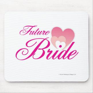 Future Bride 1 hearts.jpg Mouse Pad
