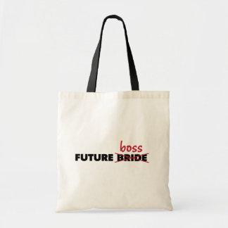 Future Bride/Boss Bag